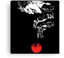 Ryuk the Shinigami (Death Note) Canvas Print