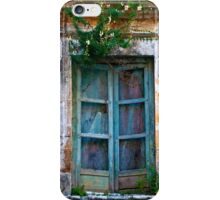 Abandoned Sicilian House iPhone Case/Skin