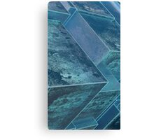 Blocky Blocks Canvas Print