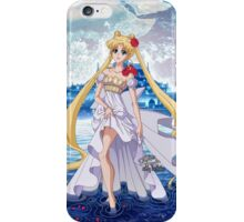 Sailor Moon Crystal - Princess Serenity Blonde iPhone Case/Skin