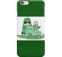 Color Kids - Green iPhone Case/Skin