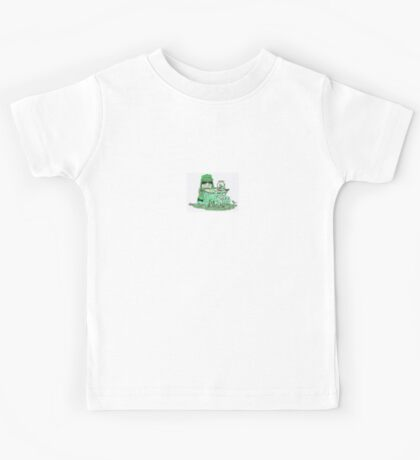 Color Kids - Green Kids Tee