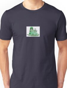 Color Kids - Green Unisex T-Shirt