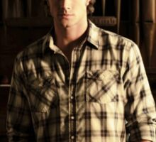 Sam Winchester Season 4 Sticker