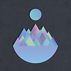 Moon Peaks Alternative by Adam Priester