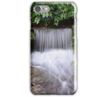Natural Waterfall Smooth Water iPhone Case/Skin