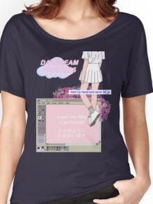 Princess Vaporwave AesthetIcs Women's Relaxed Fit T-Shirt