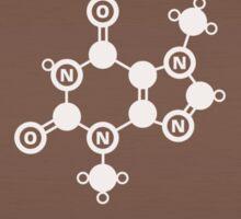 Theobromine Sticker