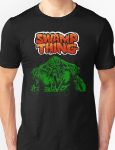 Swamp Thing (NES Title Screen) T-Shirt