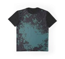 variations on Green Graphic T-Shirt