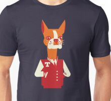 The Boston Bull Terrier Unisex T-Shirt