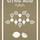 Citric Acid by Compound Interest