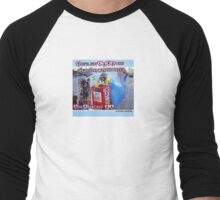 Soma Postcard: What we've done Men's Baseball ¾ T-Shirt