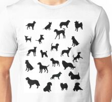 Dogs!! Unisex T-Shirt