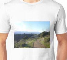 Saratoga Heights Skyline Ridge 2016.02.26 Unisex T-Shirt