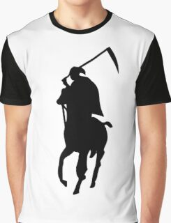 Polo Grim Reaper Graphic T-Shirt