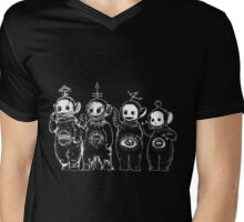 Creepers Mens V-Neck T-Shirt