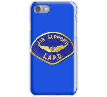 LAPD Air Support iPhone Case/Skin
