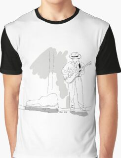 guitar player Graphic T-Shirt