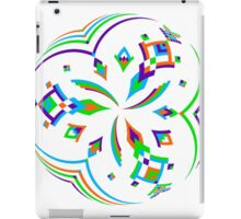 Mandala 02 - Colorful iPad Case/Skin
