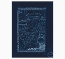 American Revolutionary War Era Maps 1750-1786 120 A map of the western parts of the colony of Virginia Inverted One Piece - Short Sleeve
