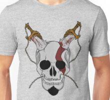 Skull of Sparta. Unisex T-Shirt