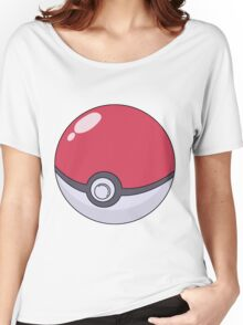 Pokeball Women's Relaxed Fit T-Shirt
