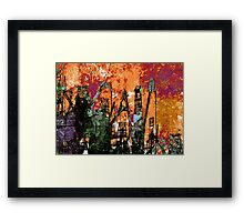 TH20 Framed Print