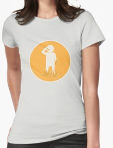 Recovering Perkaholic Womens Fitted T-Shirt