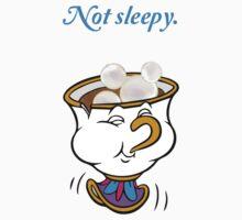 Not sleepy One Piece - Long Sleeve