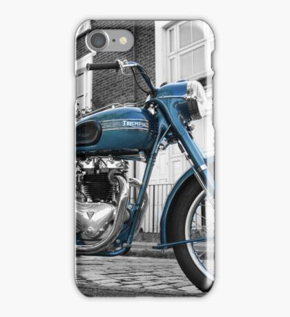 Thunderbird 1952 iPhone Case/Skin
