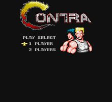 Contra (NES Title Screen) T-Shirt