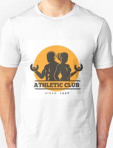 Sport Athletic Club Emblem Unisex T-Shirt