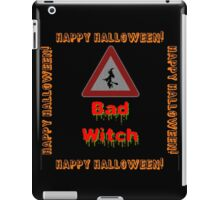 Bad Witch iPad Case/Skin