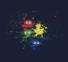 Paint Splat tee Kids Tee