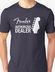 FENDER DEALER Unisex T-Shirt