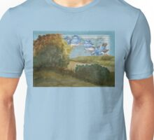 Wakening birds Unisex T-Shirt