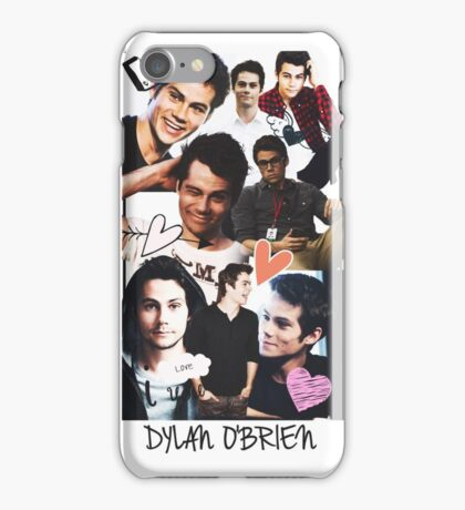 Dylan O'Bae iPhone Case/Skin