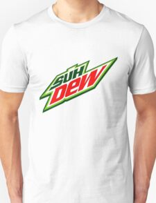 SUH DUDE SUH DEW MOUNTAIN DEW Unisex T-Shirt