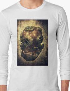 DEEP SEA DIVING HELMET GRUNGE Long Sleeve T-Shirt