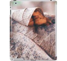 leaf iPad Case/Skin