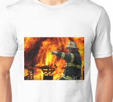 COMMAND FIRE CHIEF Unisex T-Shirt