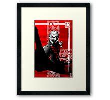 Hellraiser (Pinhead) Framed Print