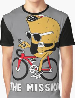 The Mission is real for Taco Graphic T-Shirt