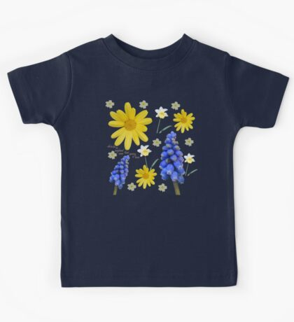 Now that spring is here Kids Tee