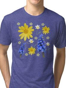 Now that spring is here Tri-blend T-Shirt