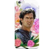 Army of Darkness Floral iPhone Case/Skin