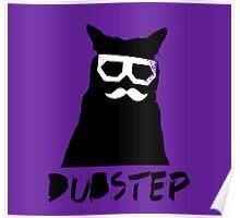 Dubstep Cat. Poster