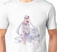 Sailor Moon Crystal - Princess Serenity Silver Unisex T-Shirt