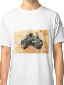 AUSTRALIA GRUNGE Classic T-Shirt